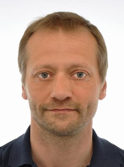 Praxisinhaber Christian Dänzer